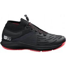 Chaussures Wilson Kaos 3.0 SFT Touts Surfaces Noires