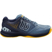 Chaussures Wilson Kaos Comp 2.0 Toutes Surfaces Bleues