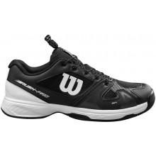 Chaussures Wilson Junior Rush Pro Toutes Surfaces Noires