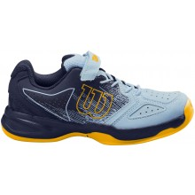 Chaussures Wilson Junior Kaos K Toutes Surfaces Bleues
