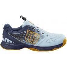 Chaussures Wilson Junior Kaos Toutes Surfaces Bleues