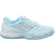 Chaussures Wilson Femme Rush Pro 2.5 Toutes Surfaces Bleues