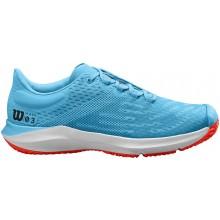 Chaussures Wilson Junior Kaos 3.0 Toutes Surfaces Bleues