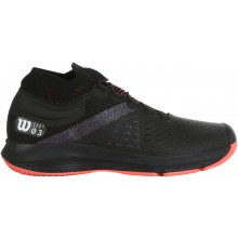 Chaussures Wilson Kaos 3.0 SFT Terre Battue Noires