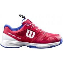 Chaussures Wilson Junior Fille Rush Pro Toutes Surfaces