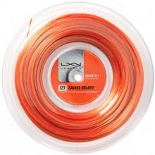 Bobine Luxilon Savage Orange (200 Mètres)