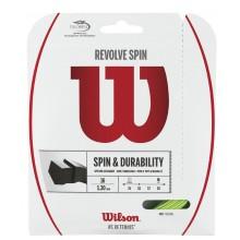 Cordage Wilson Revolve Spin (12 Mètres) Vert