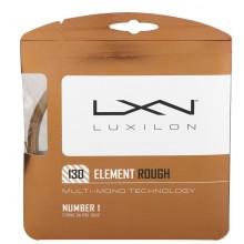 Cordage Luxilon Element Rough Brun (12 Mètres)