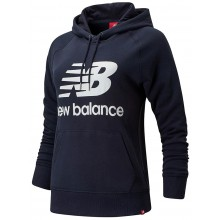 Sweat New Balance Femme Lifestyle Marine