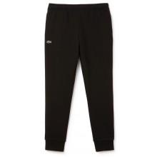 Pantalon Lacoste Classique Training Tennis Noir