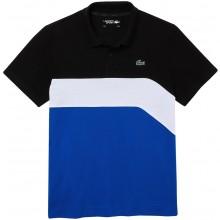 Polo Lacoste Tennis Noir