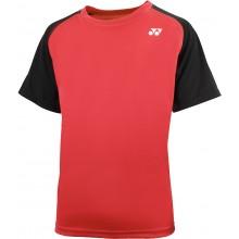 Tee-Shirt Yonex Junior Team Rouge