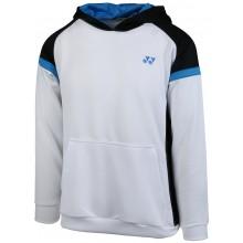 Veste Yonex Homme Team Coton Blanche