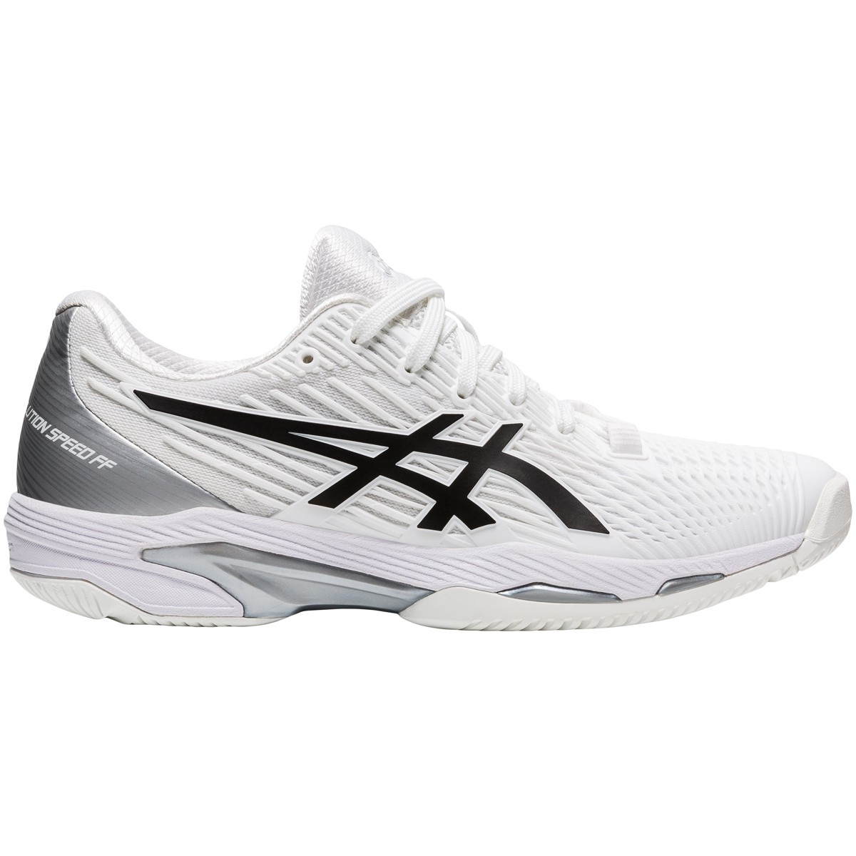 Chaussures Asics Femme Solution Speed FF 2 Londres Toutes Surfaces