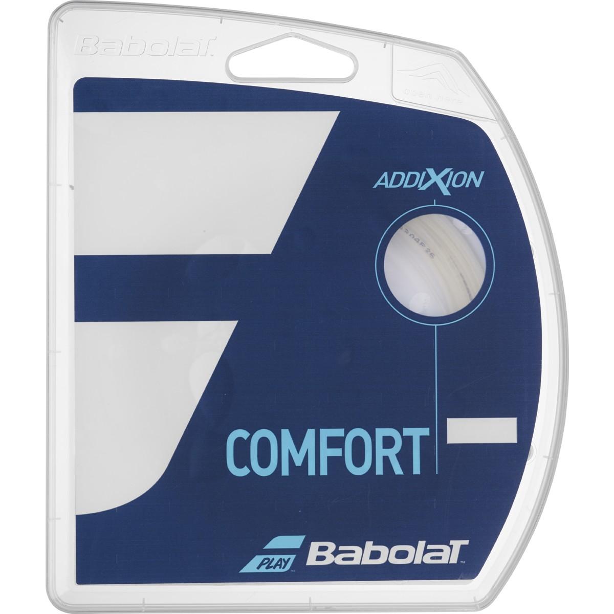 Cordage Babolat addiction