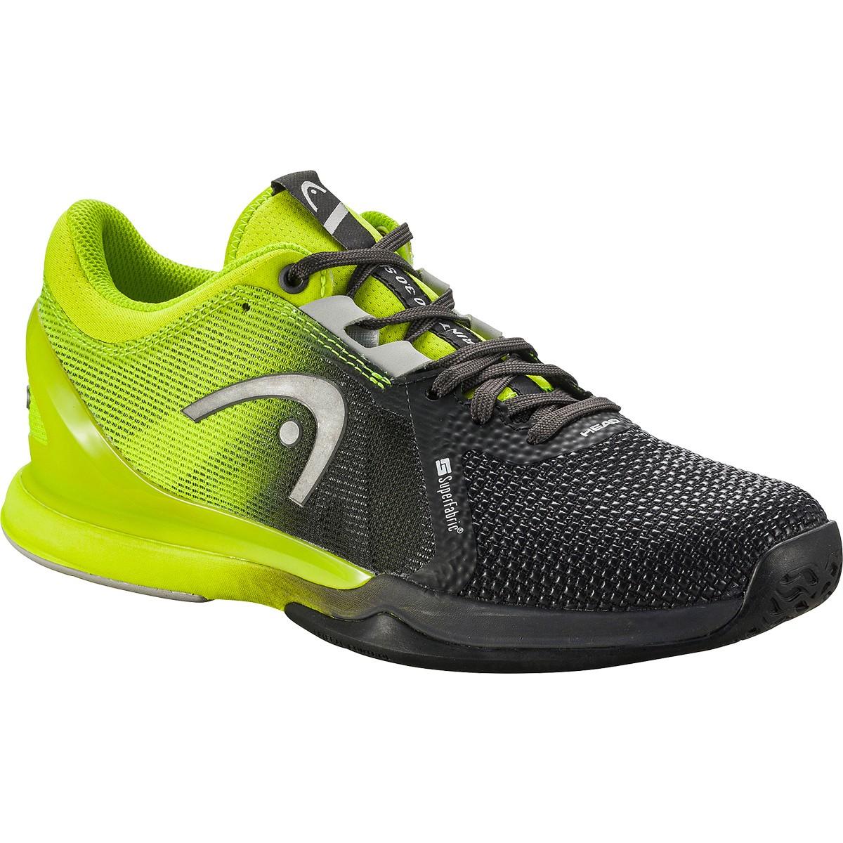 Chaussures Head Femme Sprint Pro 3.0 Superfabric Toutes Surfaces