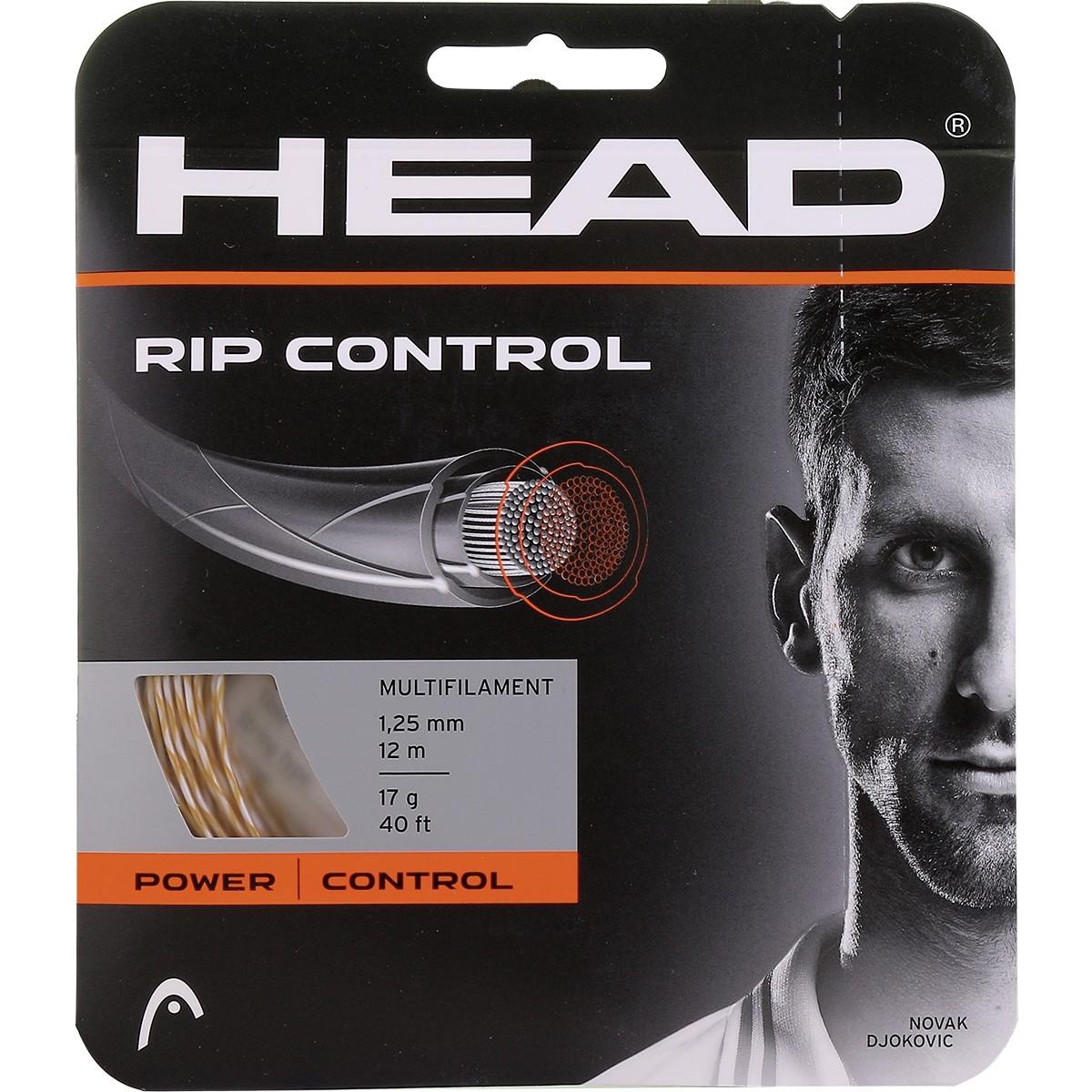 Cordage Head RIP Control Naturel