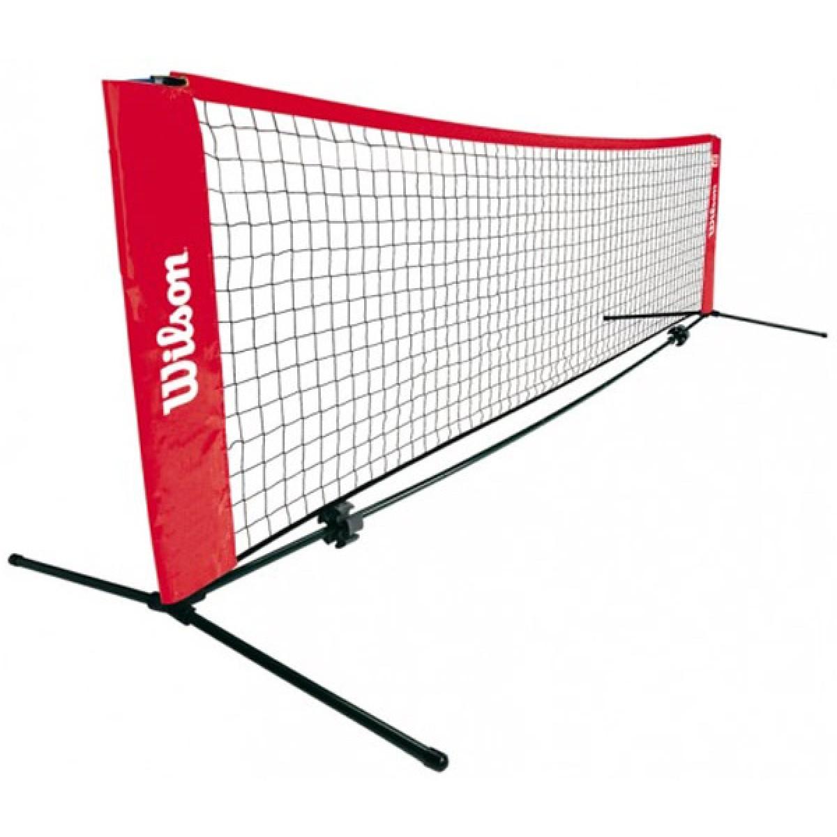 Ensemble Mini Tennis Wilson 6.1 Mètres