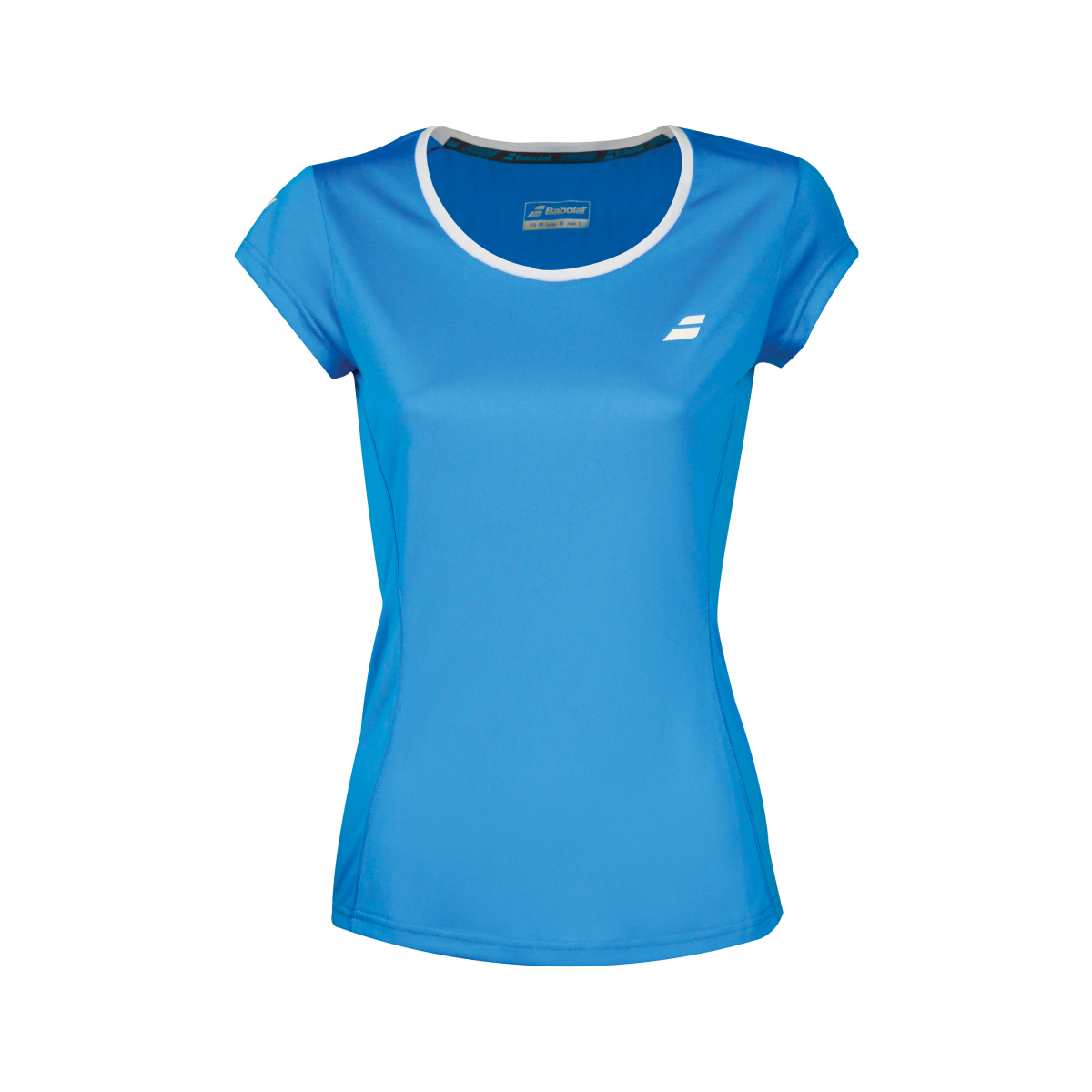 Tee-Shirt Babolat Femme Core Flag Club Bleu