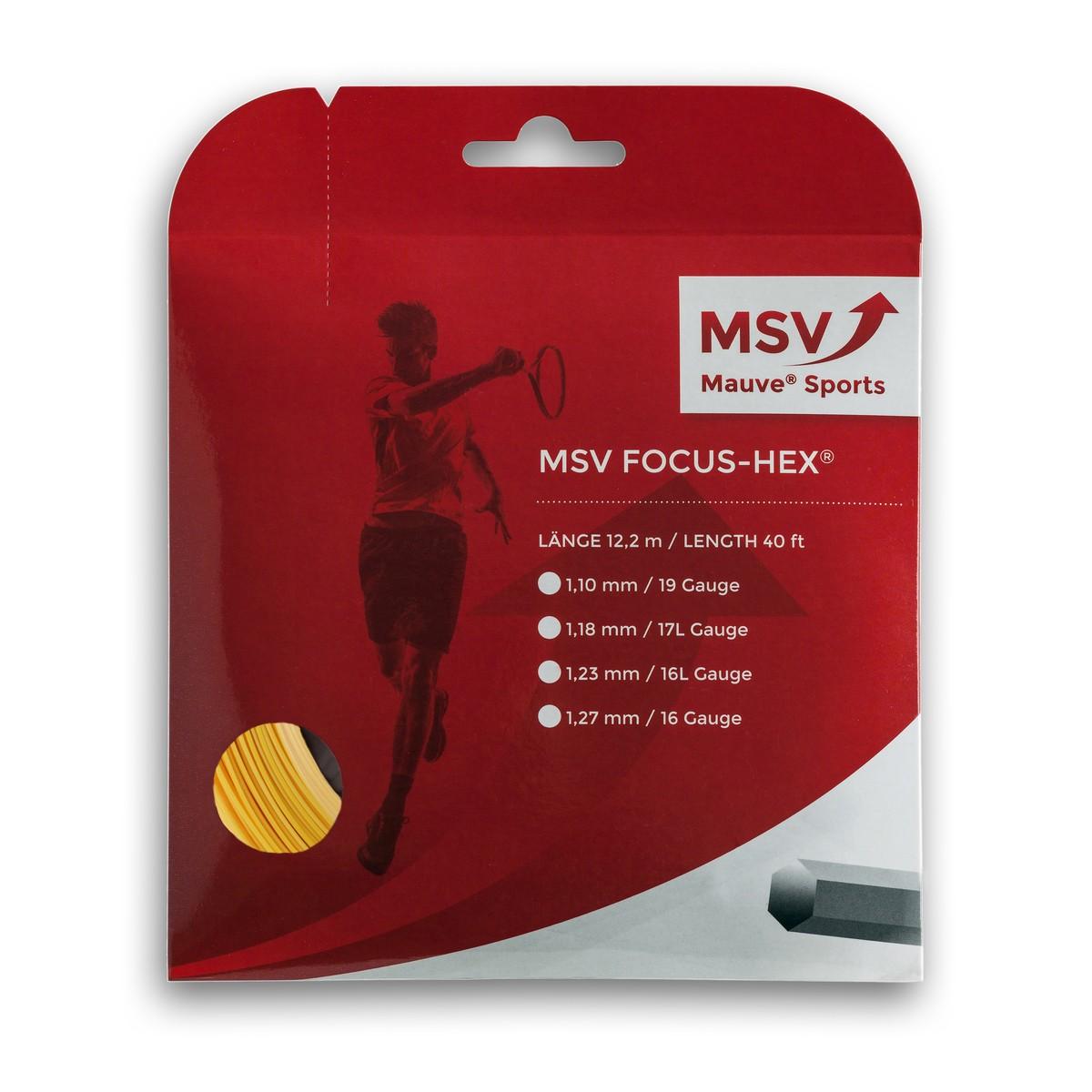 Cordage MSV Focus Hex
