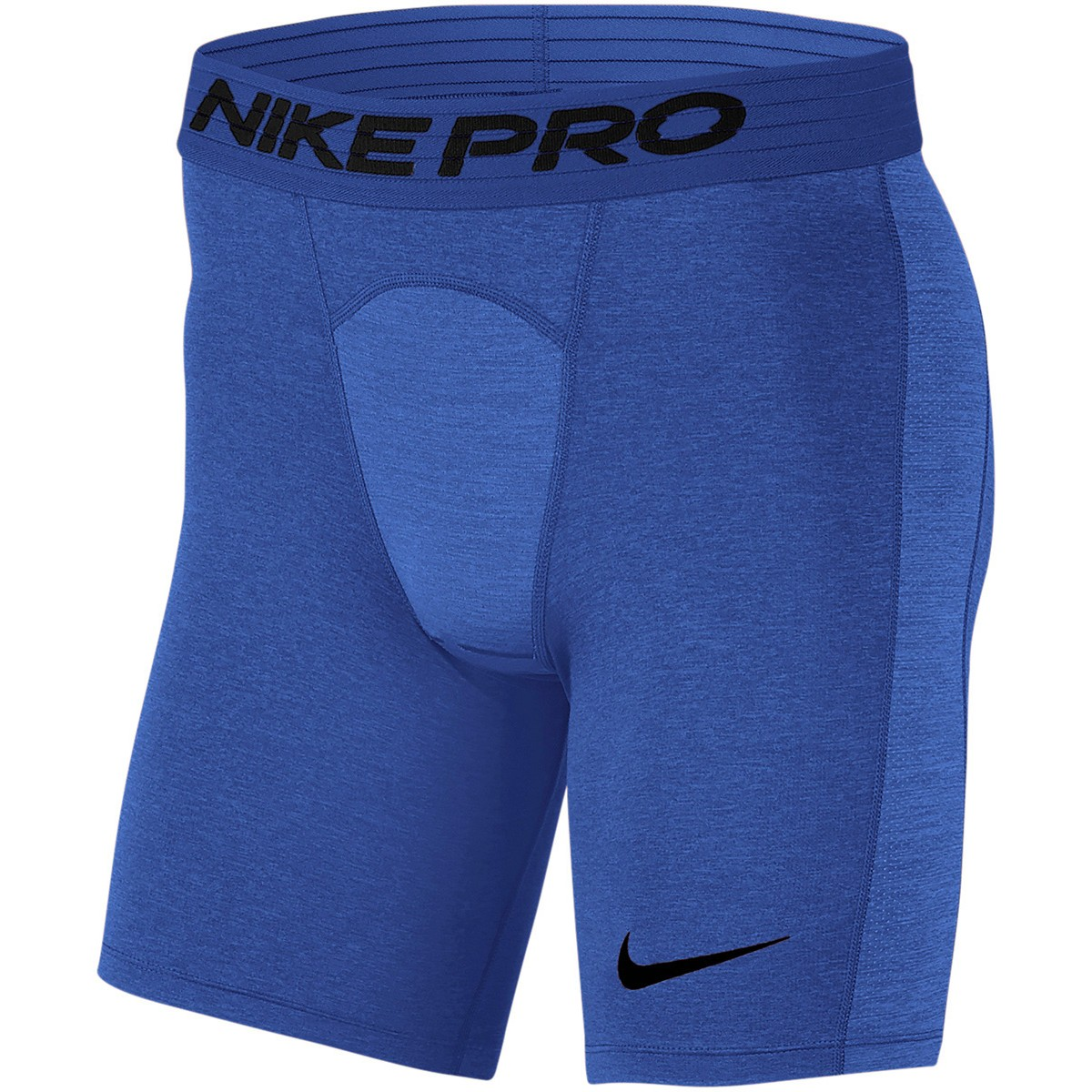 Short Nike Pro Bleu