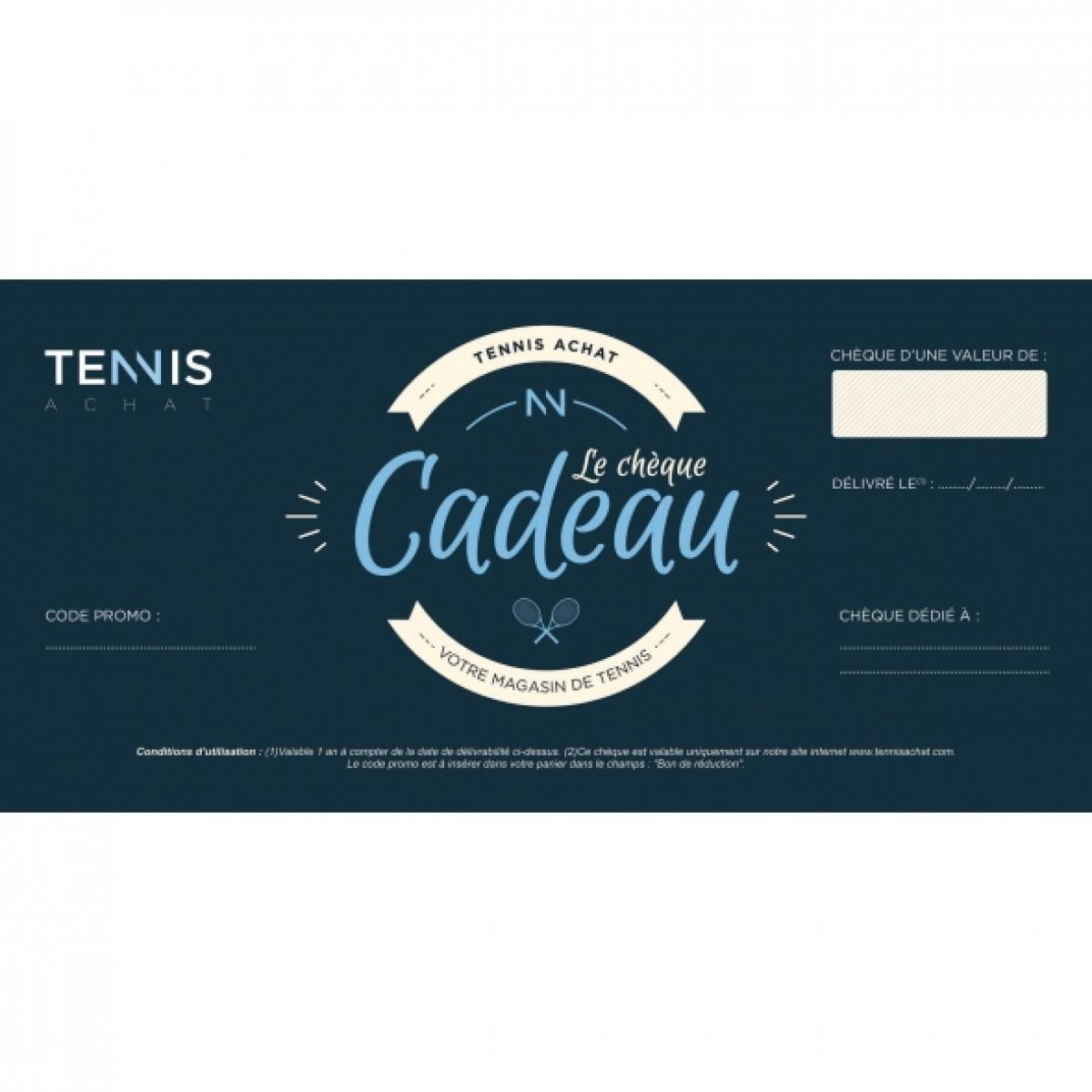 Chèque Cadeau Tennis Achat