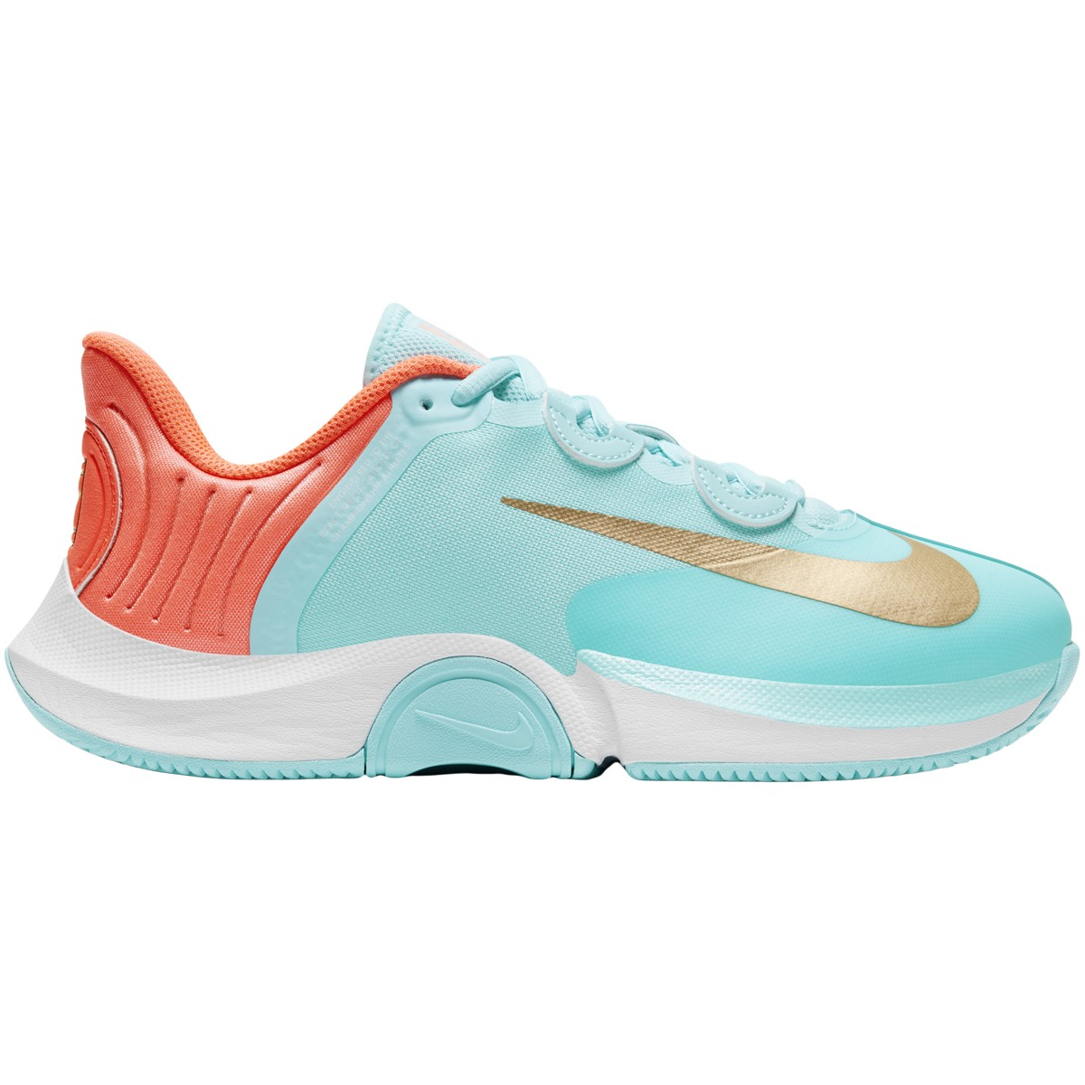 Chaussures Nike Femme Air Zoom GP Turbo Indian Wells/Miami Toutes ...