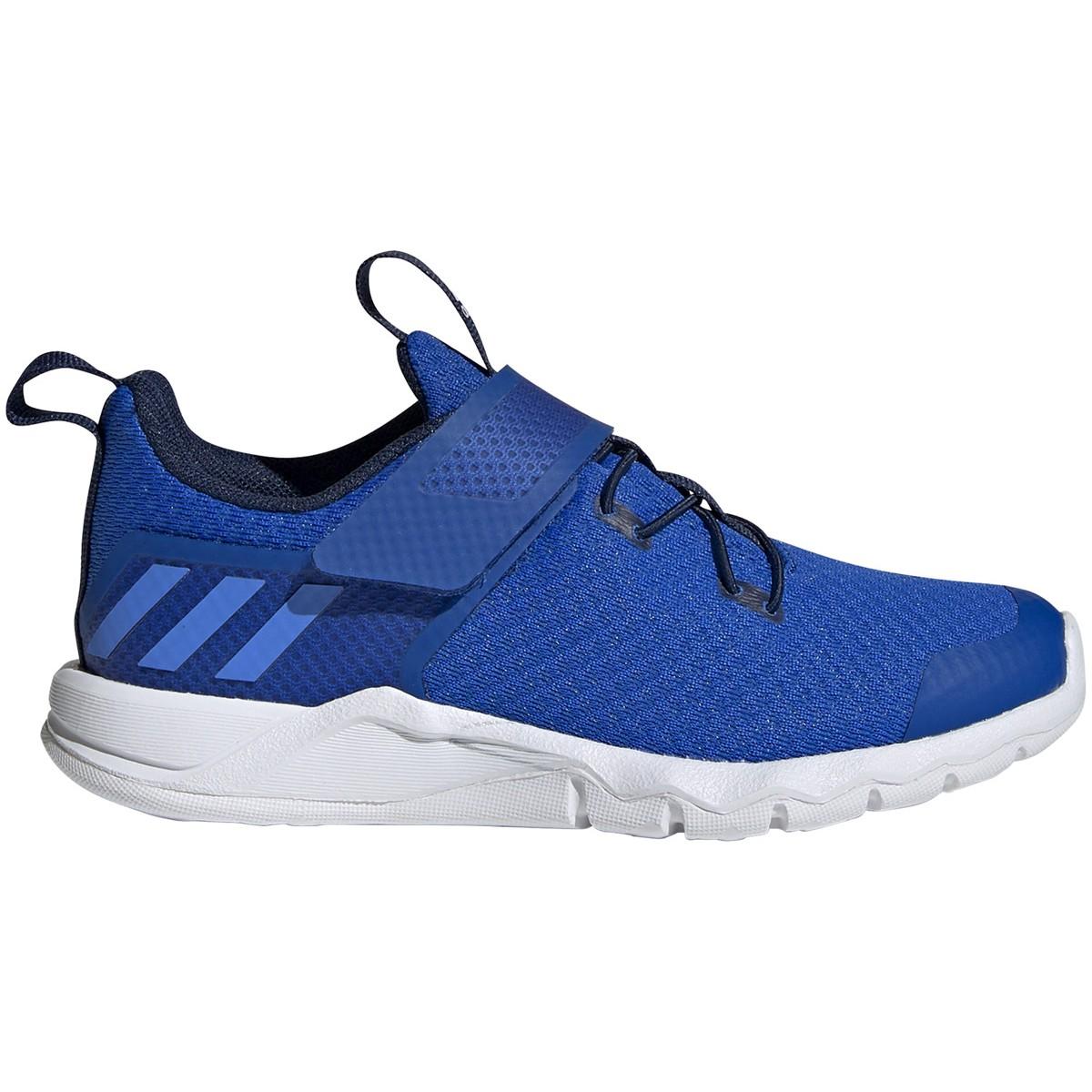 Chaussures Adidas Junior RapidaFlex Toutes Surfaces Bleues