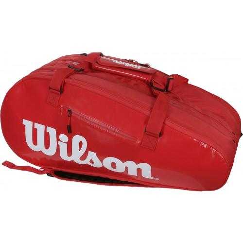 Sac de Tennis  Super Tour Infrared 3 Comp Rouge