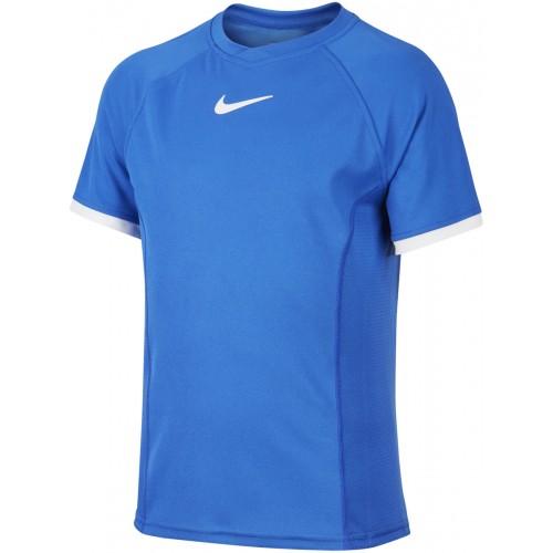 Tee-Shirt  Junior Dry Bleu