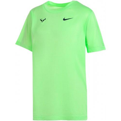 Tee-Shirt  Court Junior Garçon Rafa Vert