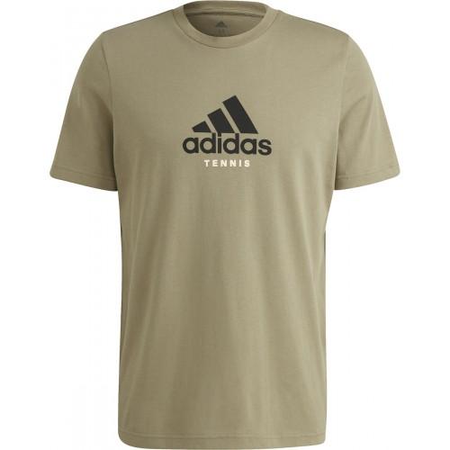 Tee-Shirt  New-York Kaki
