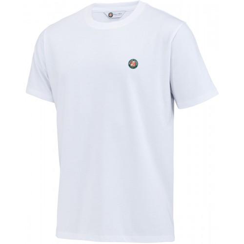 Tee-Shirt Affiche Roland-Garros 2020 Blanc