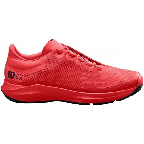 Chaussures  Kaos 3.0 Toutes Surfaces Rouges