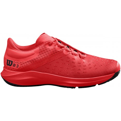 Chaussures  Kaos 3.0 Terre Battue Rouges