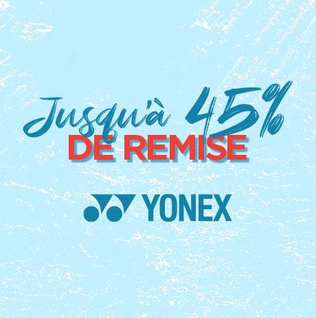 Raquettes Yonex